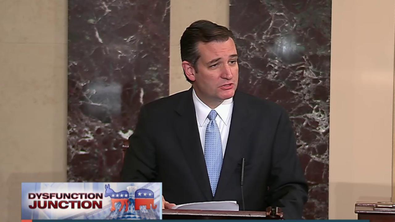 Ted Cruz apologizes over failed ploy