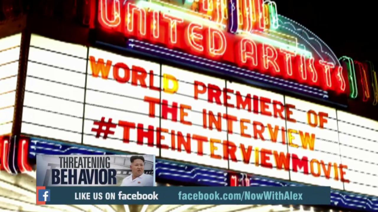 Sony cancels premiere for 'The Interview'