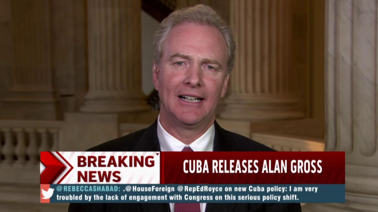 Congressman on Cuba embargo: 'It didn't work'