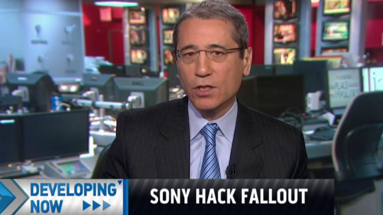 Sony pulls film over cyber-attacks