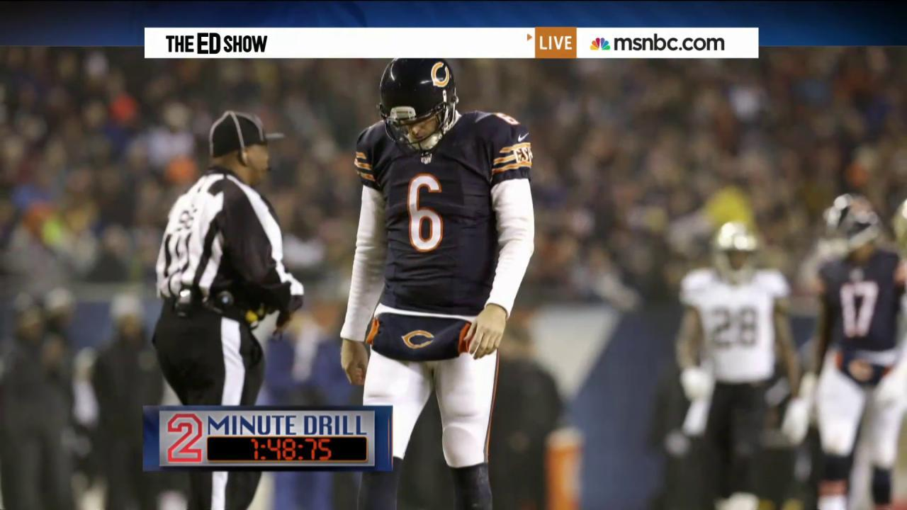 Cutler finds himself a spot on the bench