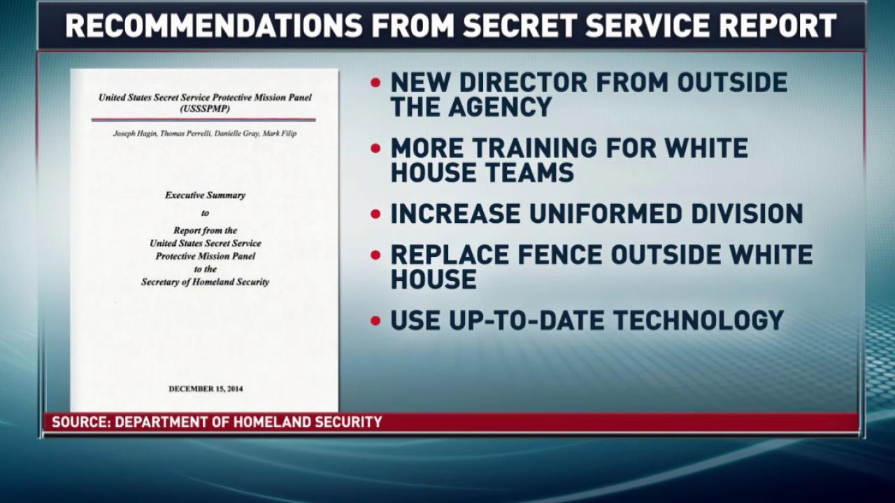 How to fix the Secret Service