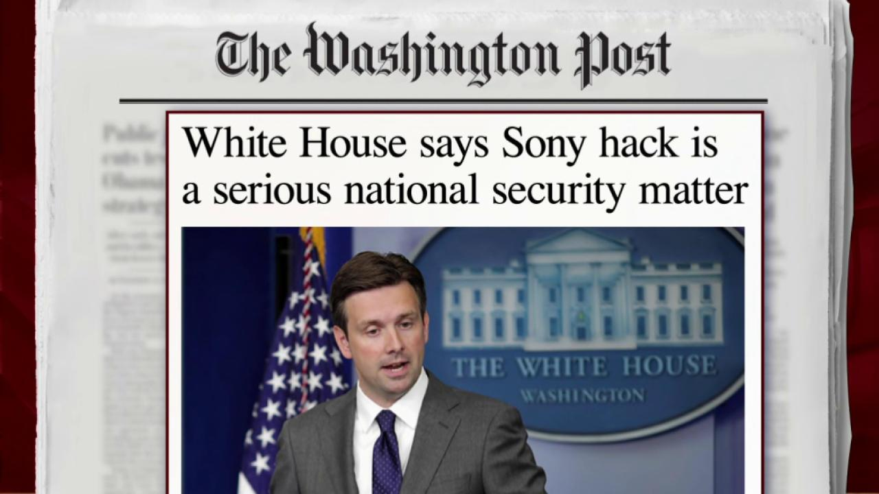 Joe: We can't cower from every hack threat