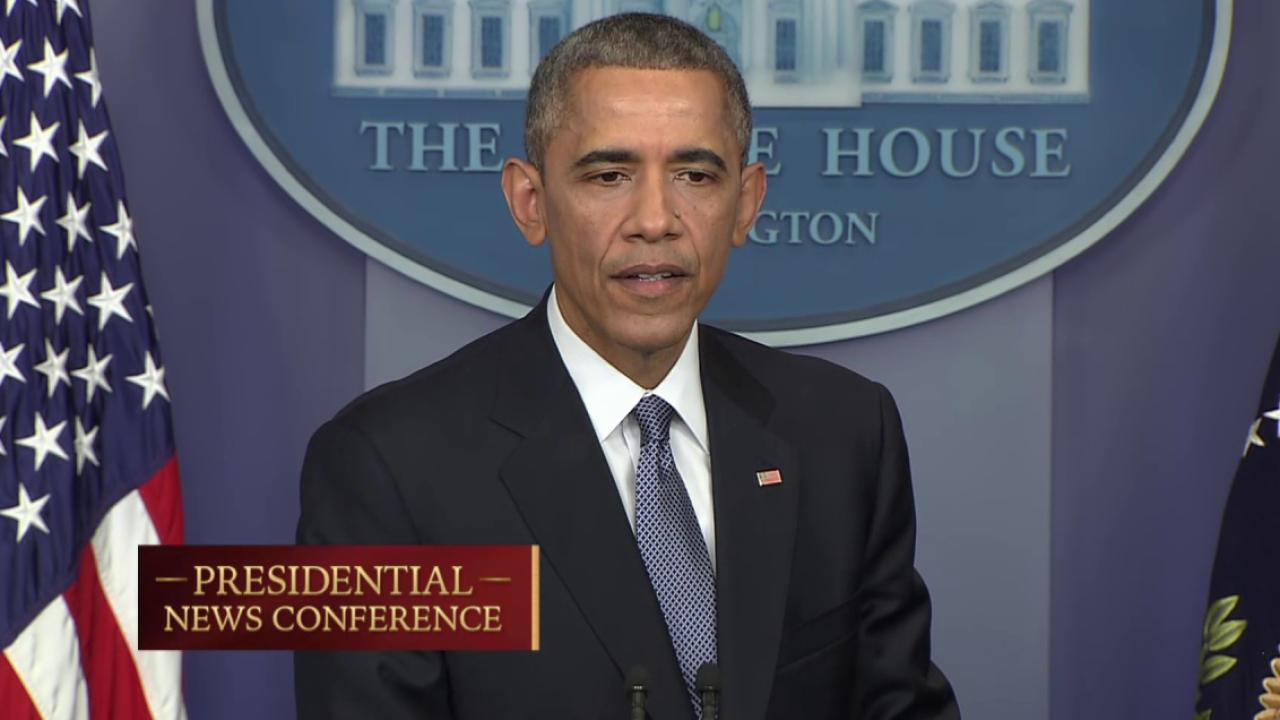 Obama calls Sony decision 'a mistake'
