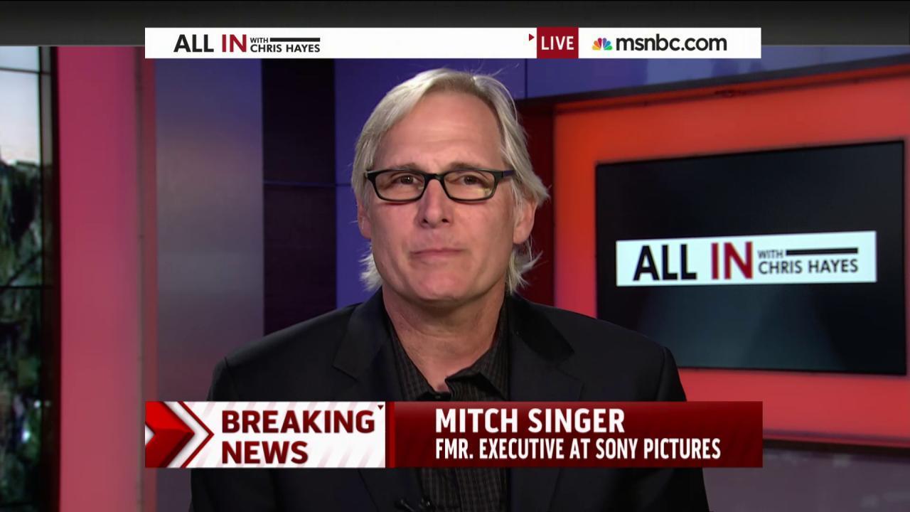 Former Sony exec. responds to Obama criticism