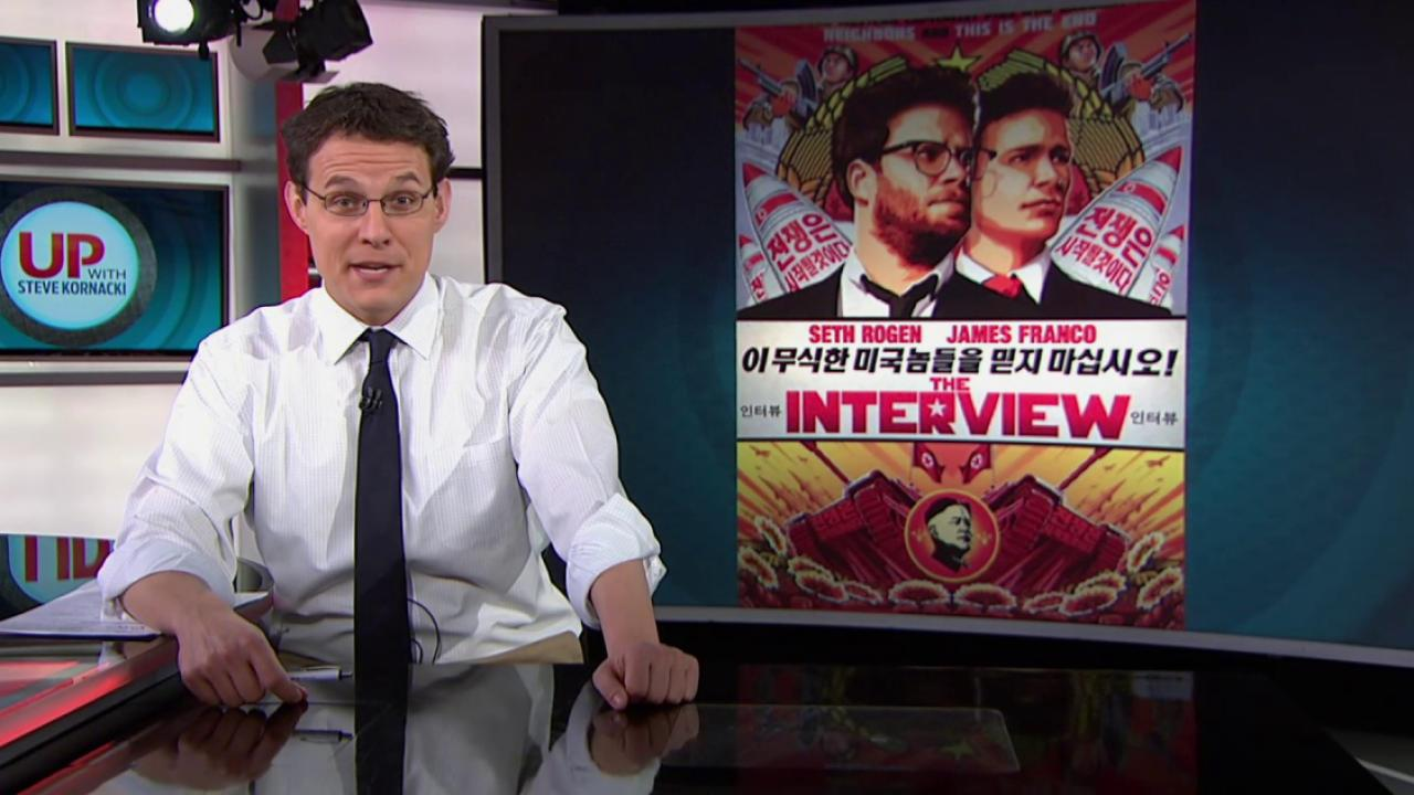 Senator urges WH to screen 'The Interview'