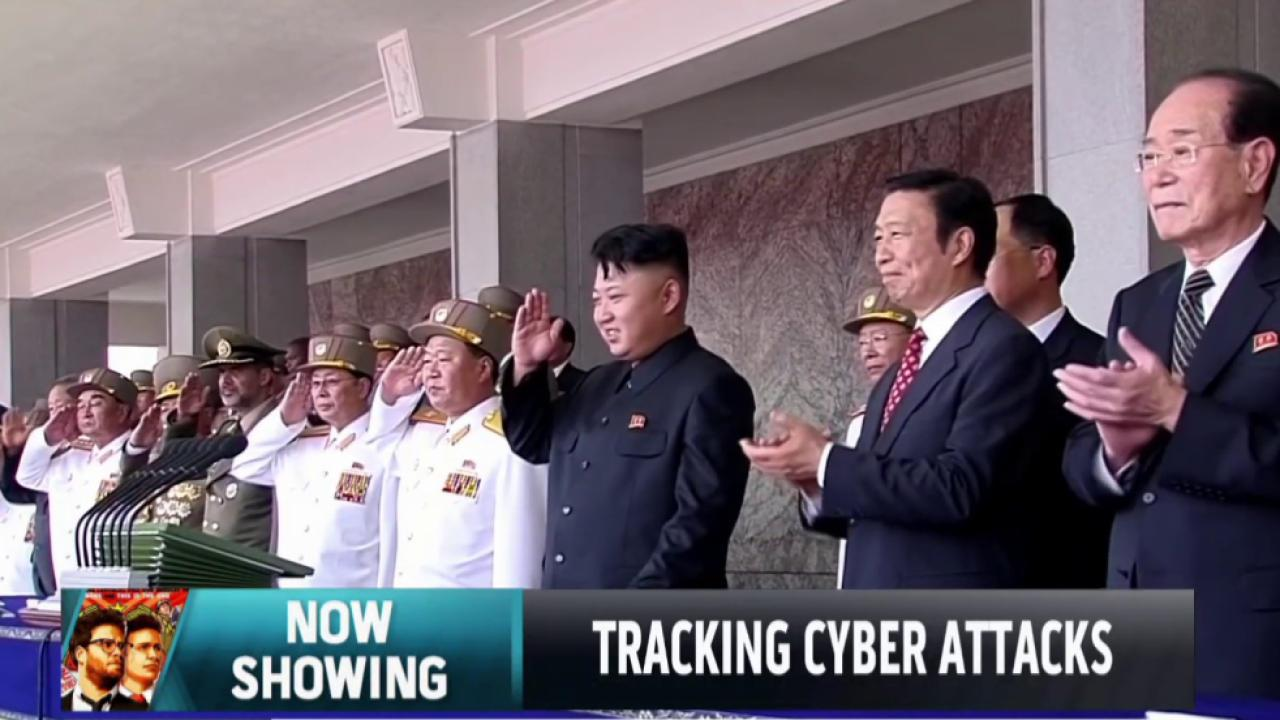 Tracking the Sony cyber attack