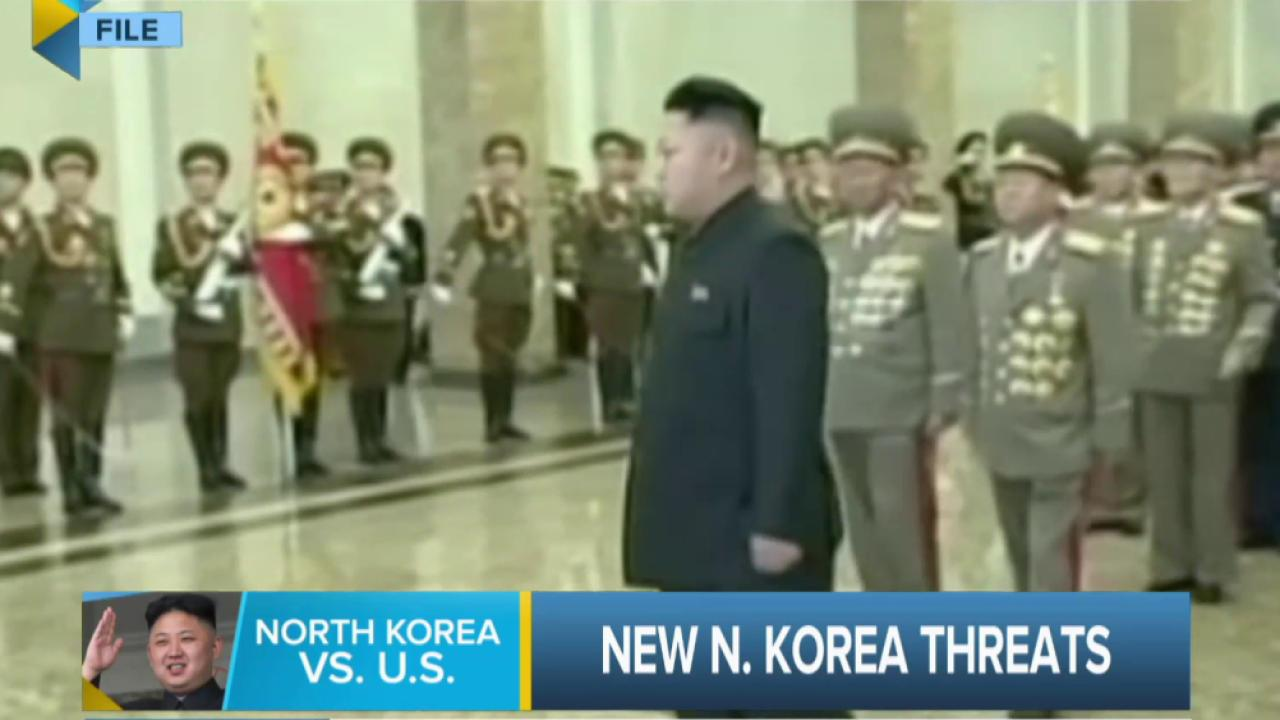 Richardson: This is typical North Korea