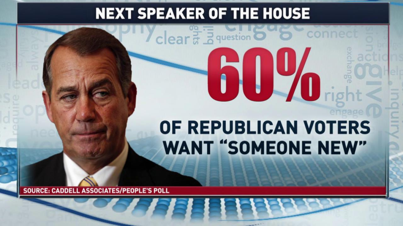 Will John Boehner keep his job?