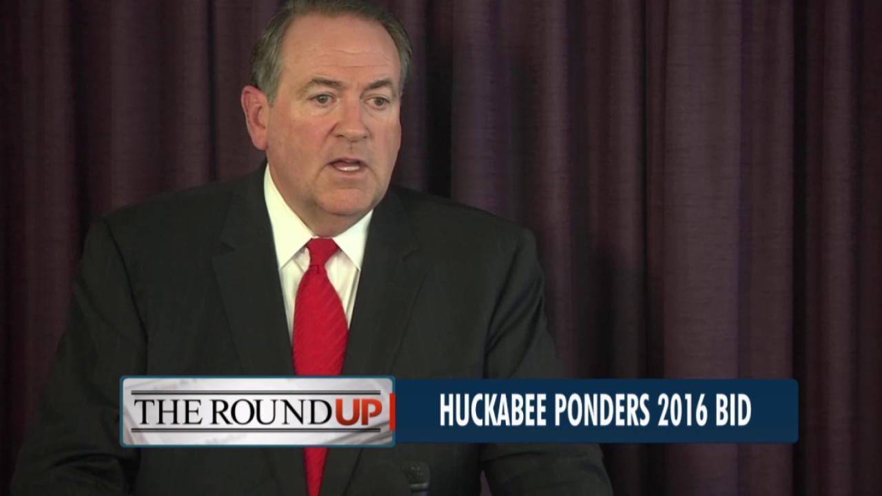 Mike Huckabee ponders 2016 bid