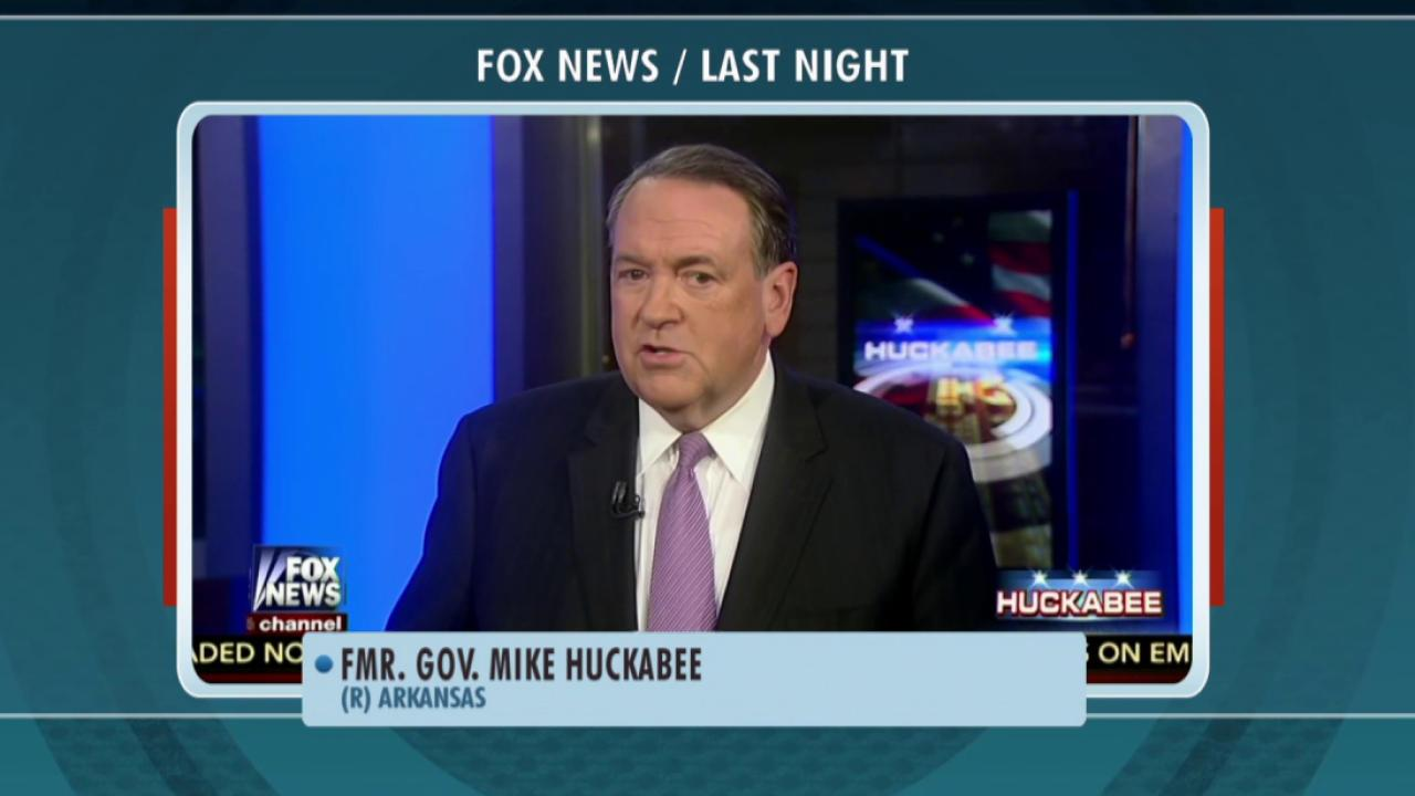 Would Huckabee have a chance in 2016?