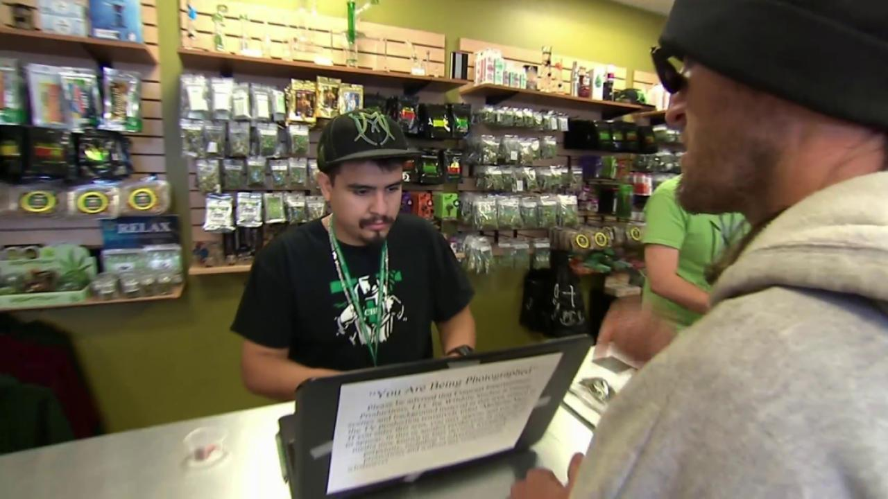 Colorado blazes the trail in pot industry