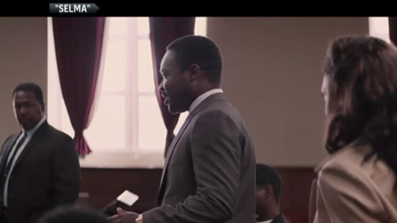 Historian: 'Selma' unfairly portrays MLK, LBJ