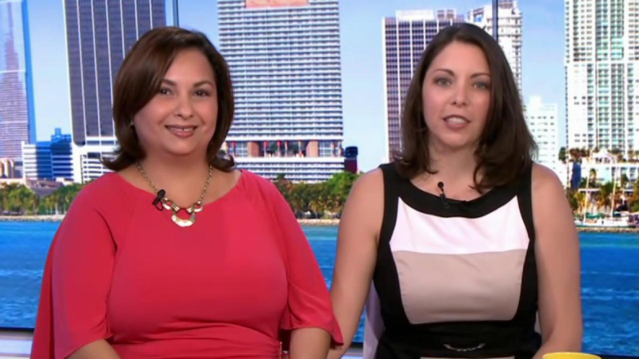 Same-sex couples celebrate in Florida