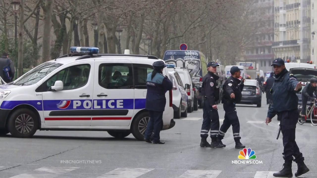 Confusion as French Hunt Magazine Attack Suspects