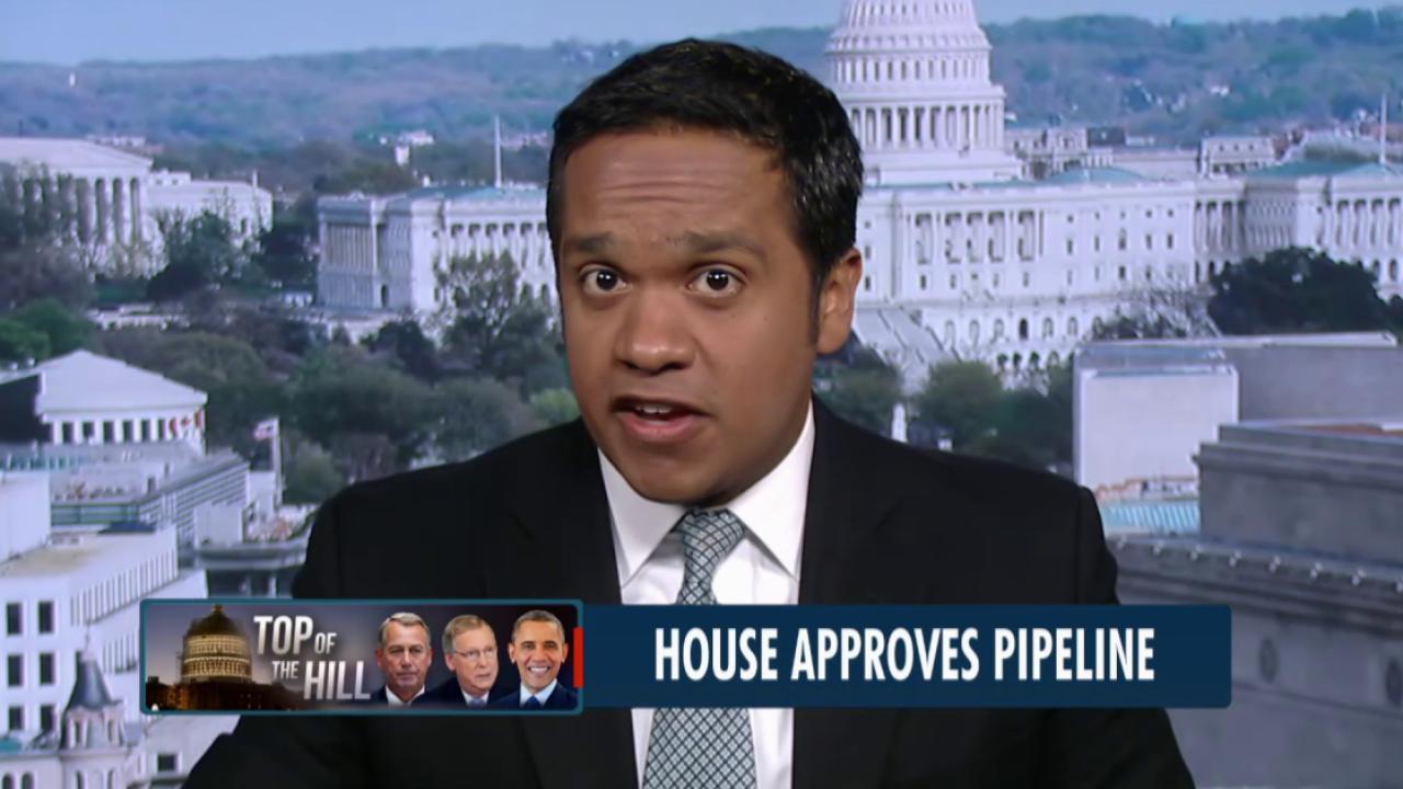 House approves Keystone bill