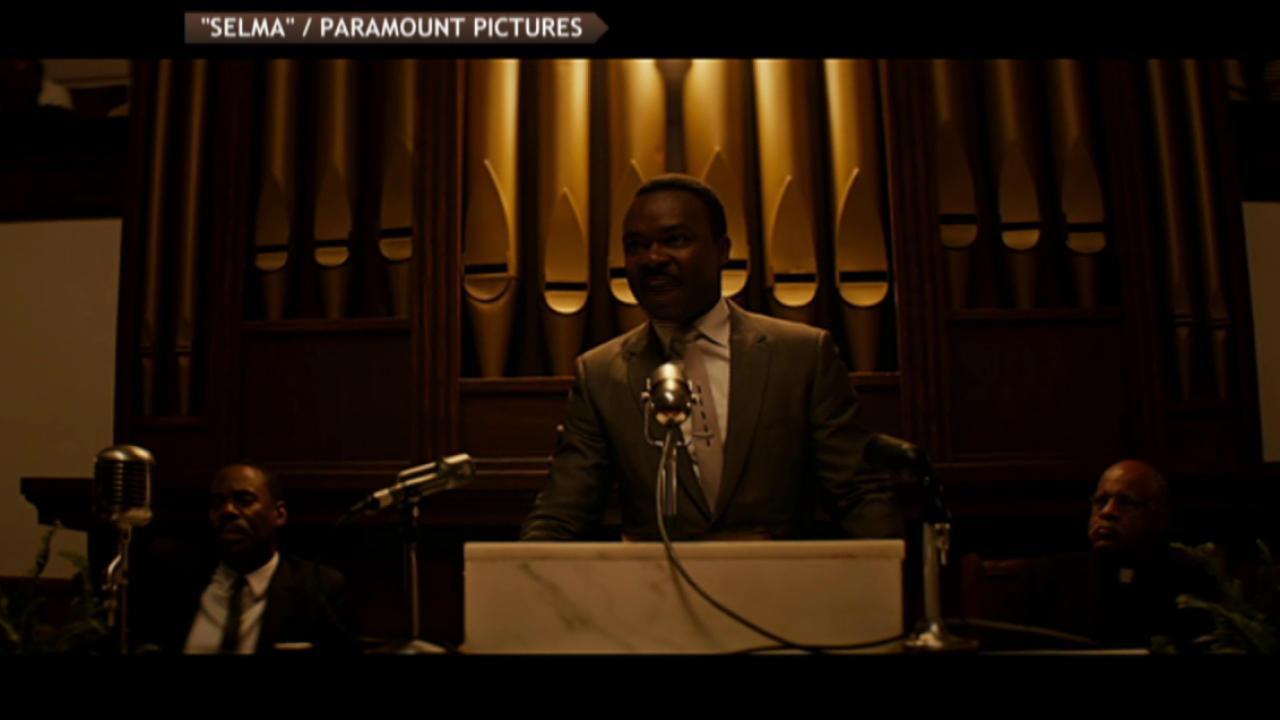 'Selma' portrays MLK as an imperfect man