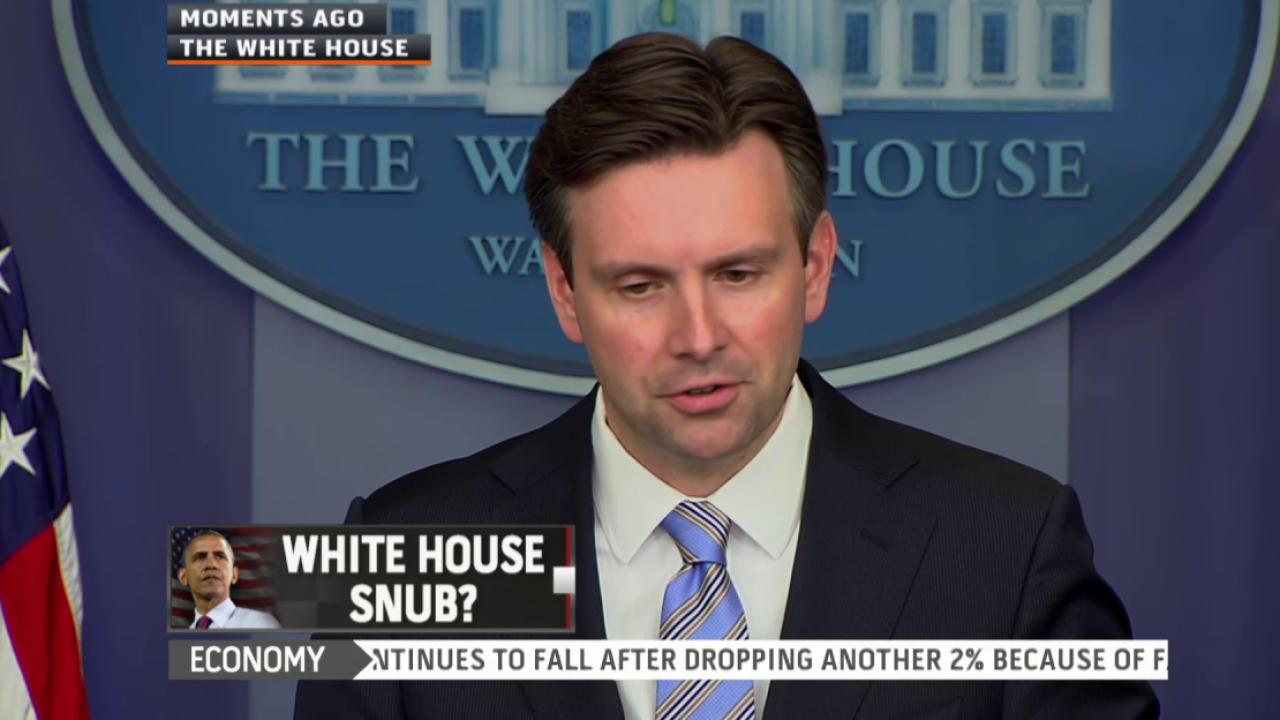 WH responds to Paris march criticism