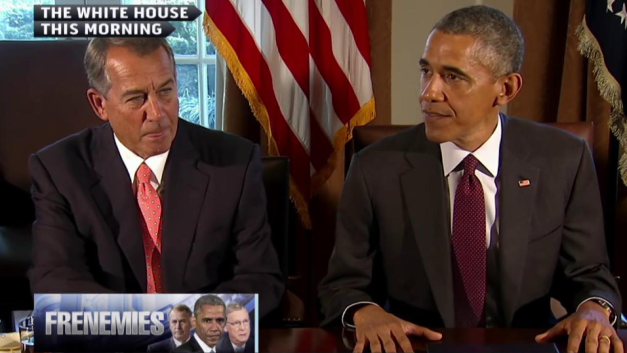 Obama threatens to veto Keystone bill