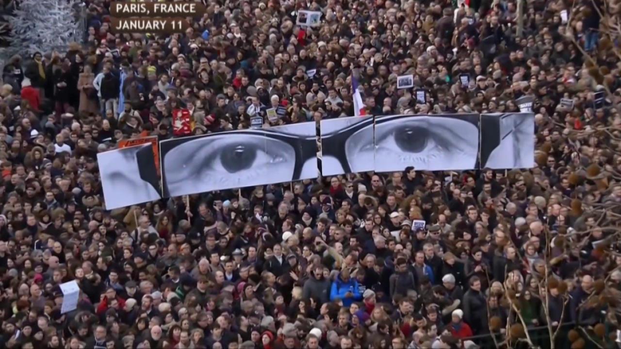 Examining free speech in France