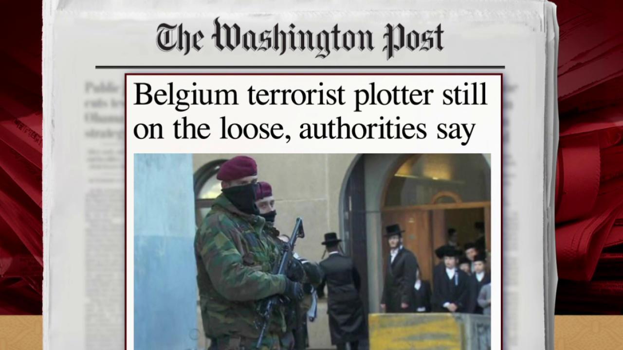 Terror threat spreads in Europe