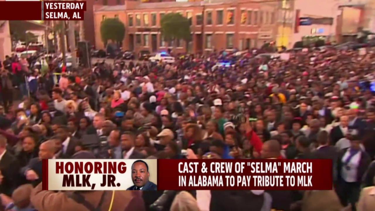 Honoring MLK, Jr.