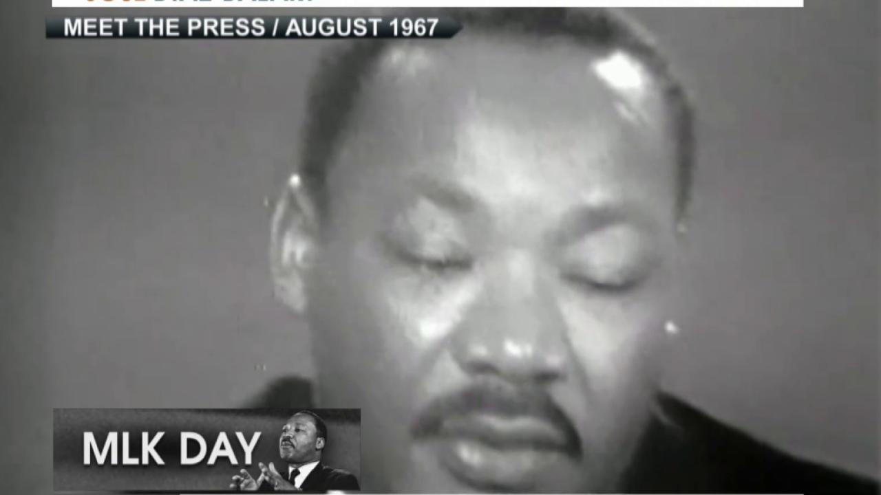 MLK's idea of America lives on decades later