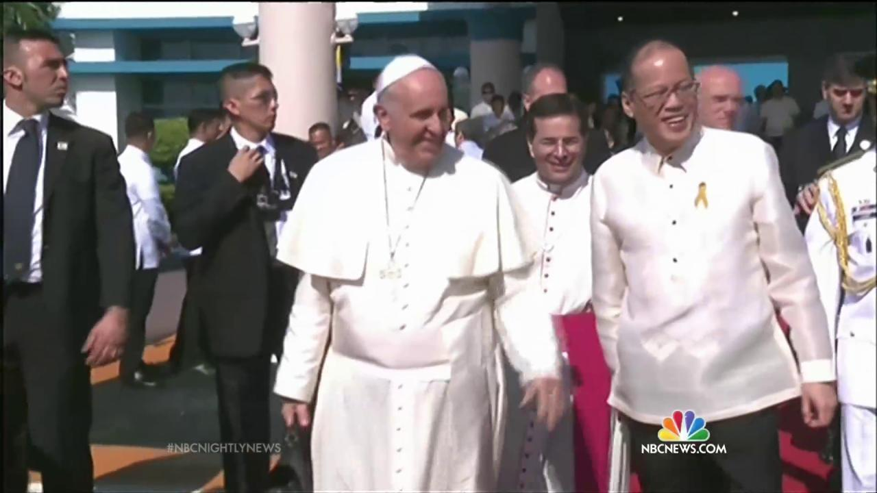 Pope: Good Catholics Don't Have to Mate 'Like Rabbits'