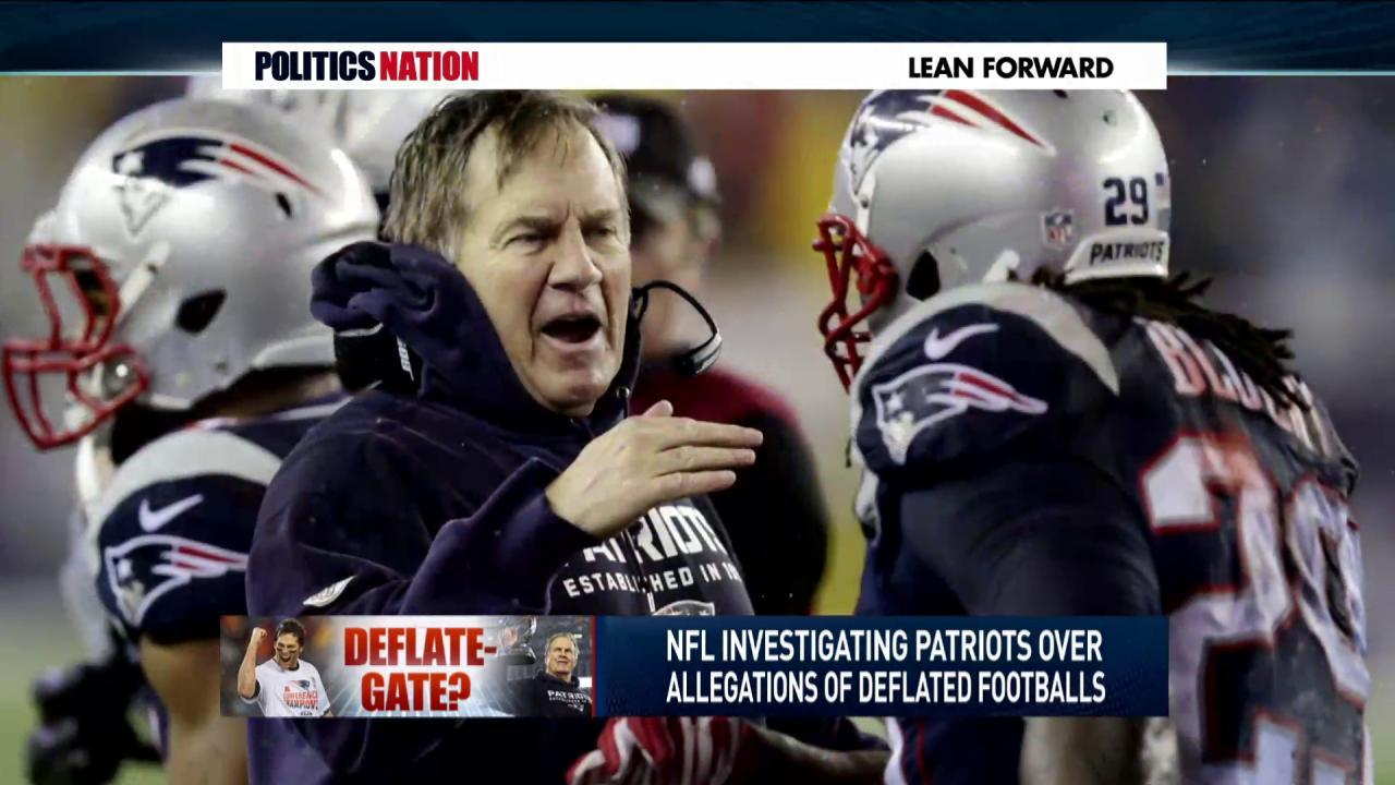Delving into the #Deflategate issue