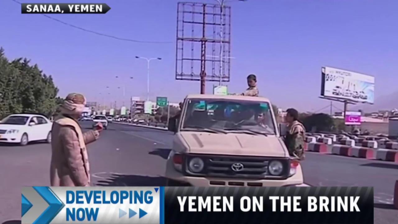 Fears of a coup in Yemen