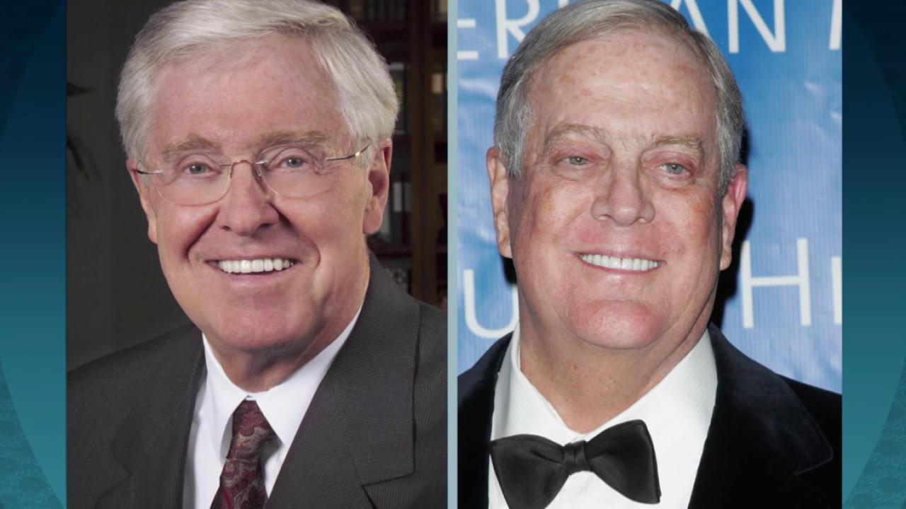 'Koch primary' a big step for GOP hopefuls