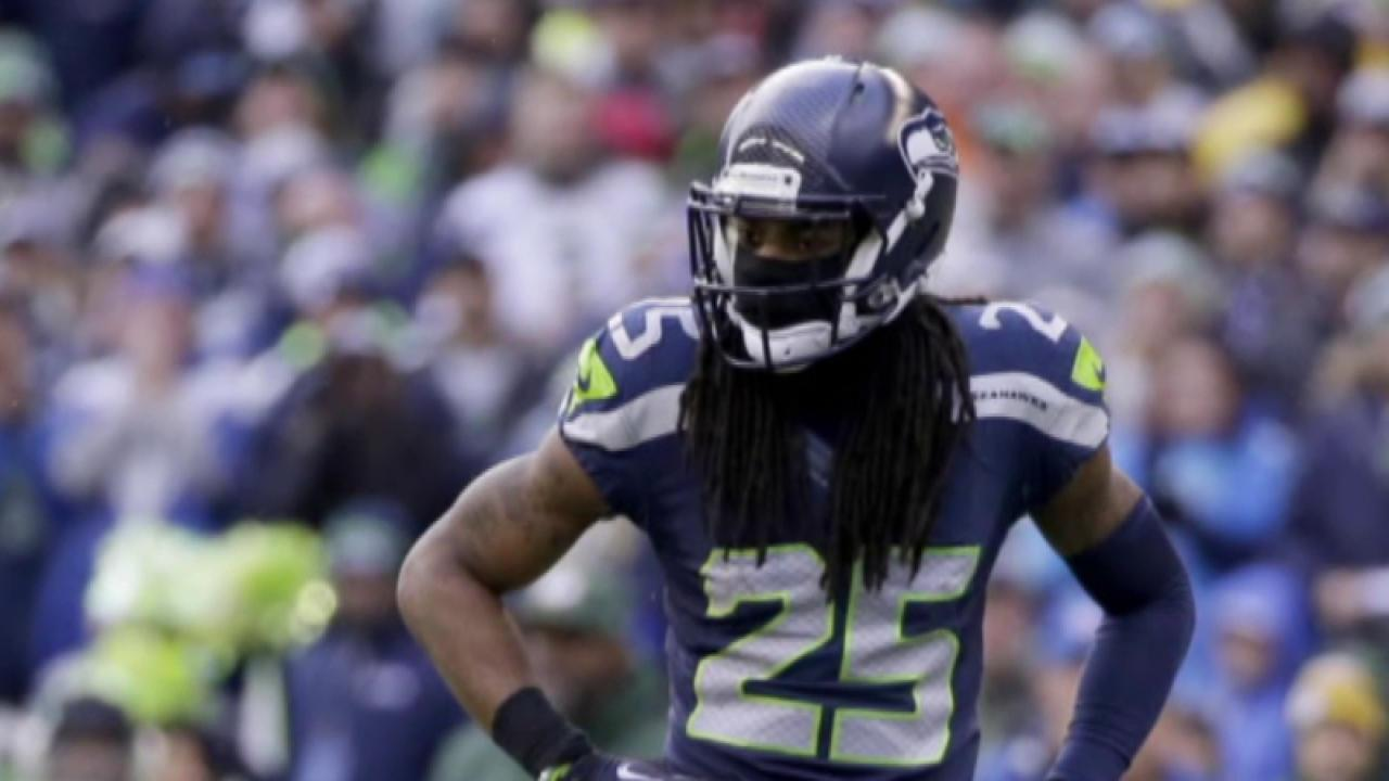 Sherman slams Patriots over 'Deflate-Gate'
