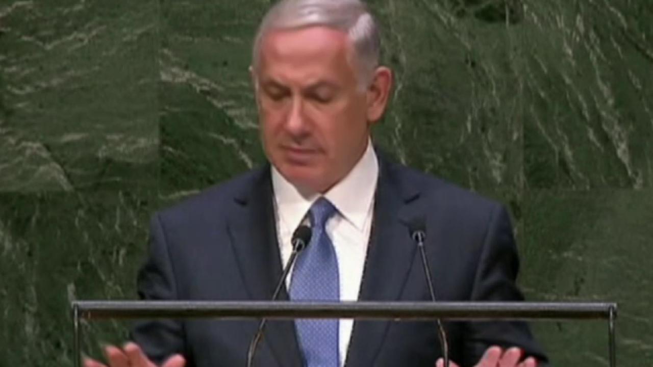 Would Netanyahu address hurt Iran talks?