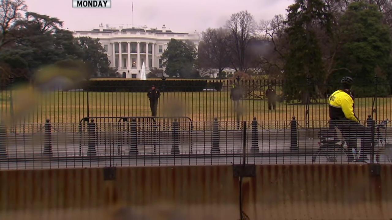 White House no-drone zone probed