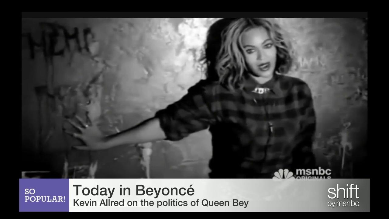 Today in Beyoncé: Bey Hive politics