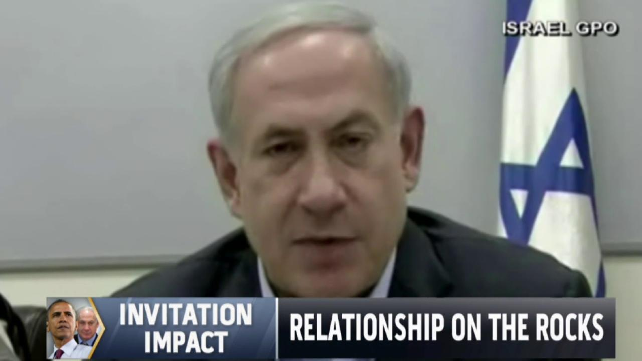 Boehner's Netanyahu invite stirs controversy