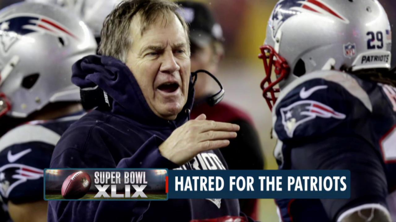 The case for 'hating' the Patriots