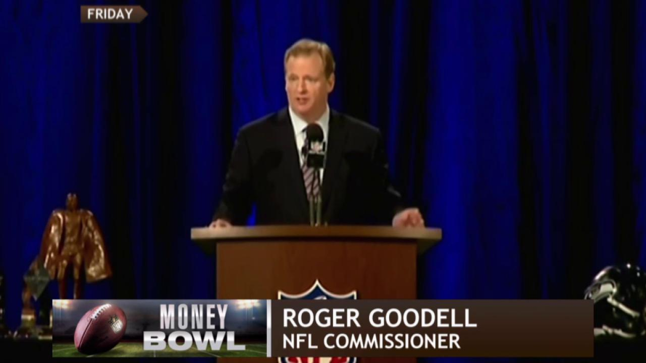 Roger Goodell brings in huge haul for NFL