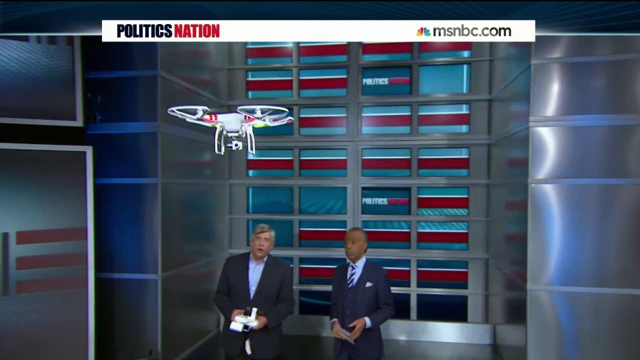 Droning takes off in America