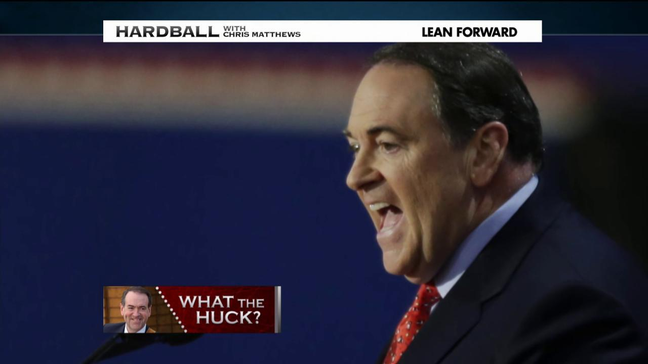 Huckabee threatens to leave GOP