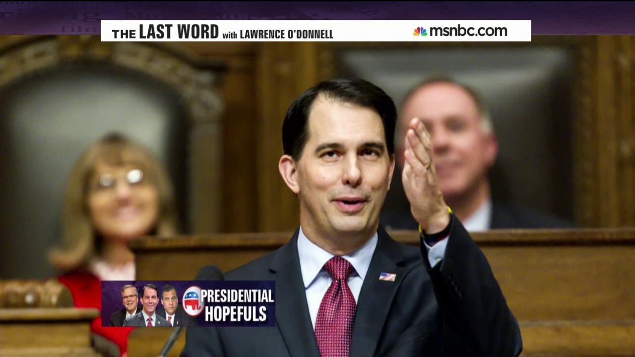 Iowa's new favorite Republican?