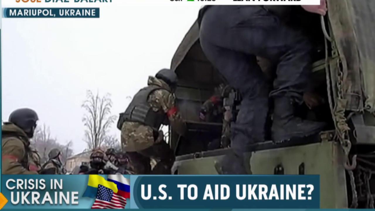 US weighs helping Ukrainian army