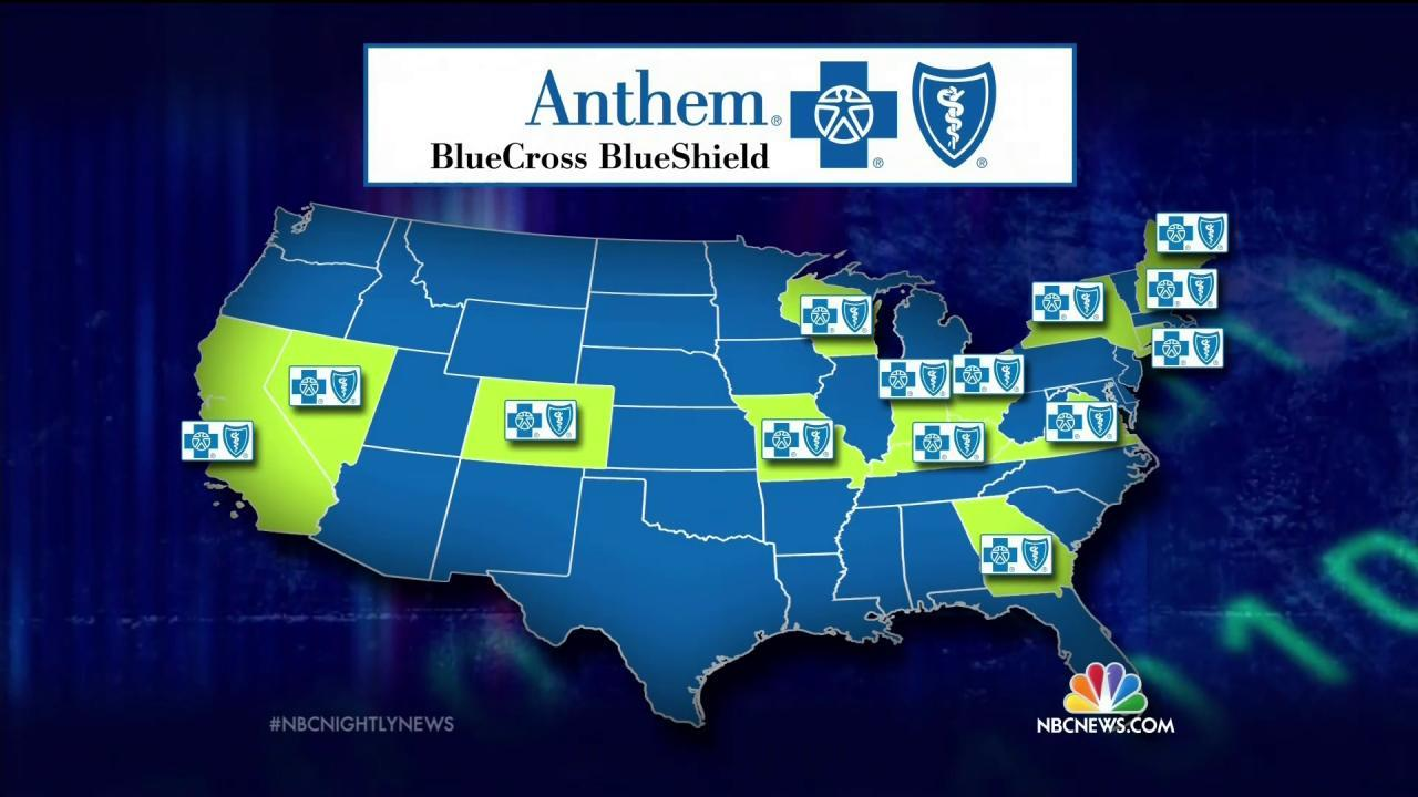 Anthem Health Insurance Hack Exposes Data of 80 Million ...