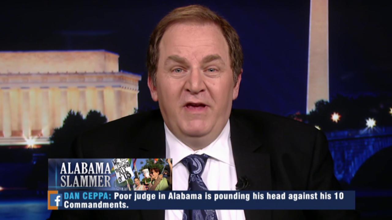 SCOTUS won't block Alabama same-sex marriage