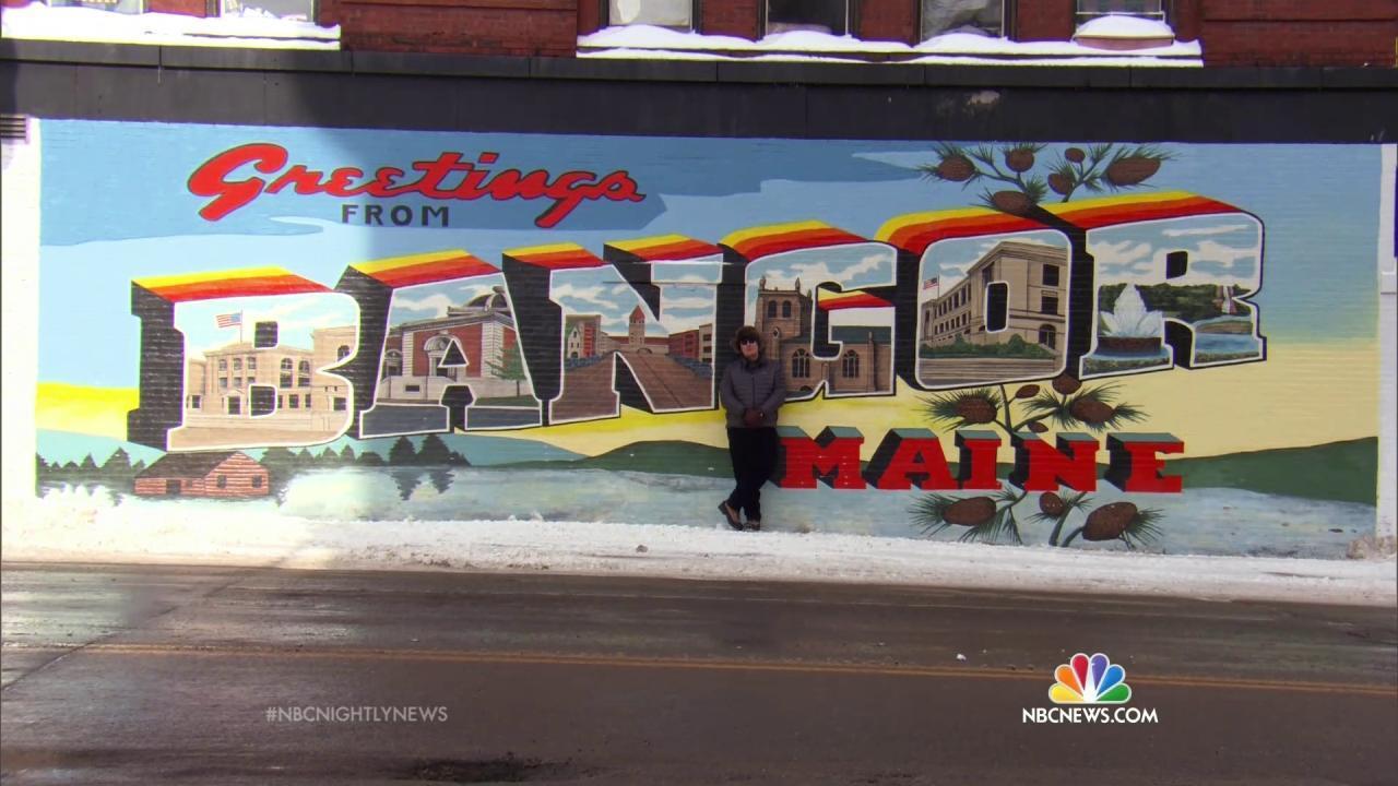 'We Are Bangor': Residents Explain City's Proper Pronunciation
