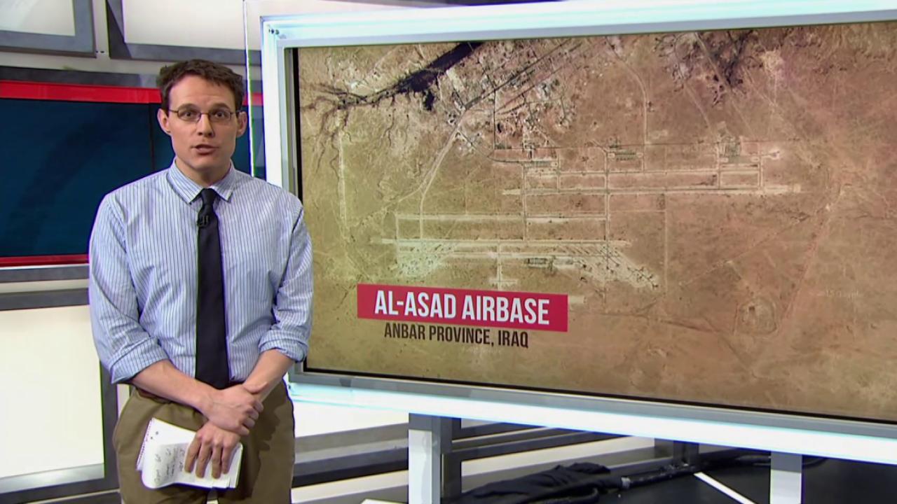 Closest encounter yet between ISIS, US troops