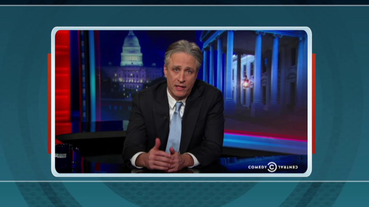 Who can fill Jon Stewart's shoes?