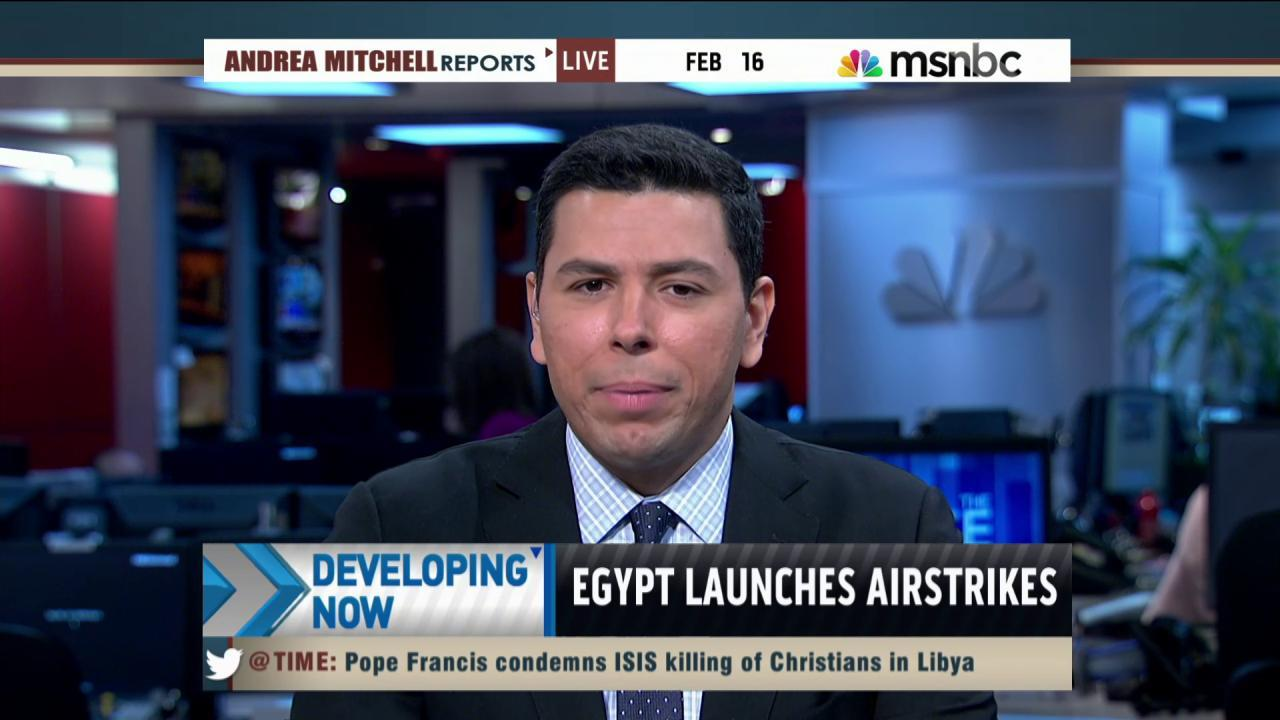 Egyptian nationals ordered to leave Libya
