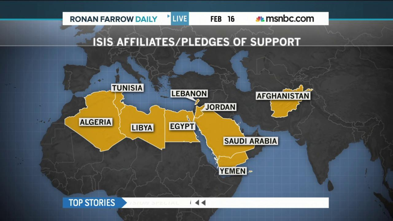 Egypt: Viable ally against ISIS?