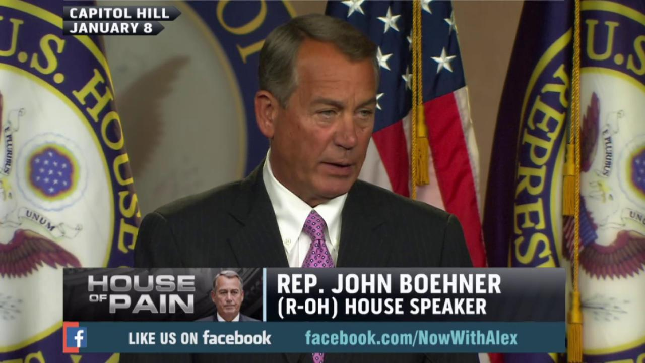 Is Boehner ready for a shutdown?
